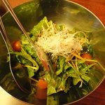 韓杯房 プルダ - チョレギサラダ
