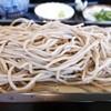 ふくふく庵 - 料理写真:蕎麦・細麺♫2017/7