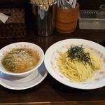のりや食堂 - つけ麺