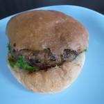 アヤパン - 料理写真:テリヤキバーガー