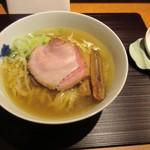 麺 みつヰ - 塩・手もみ麺