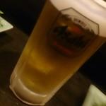 三番瀬 - 生ビール♪