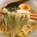 3104丁目 - ラーメン塩(800円)麺リフト