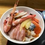 71084636 - 大丼ぶり海鮮丼 1900円