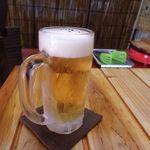 広島屋 - ビール[350円]