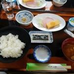 ホテル大山城 - 料理写真: