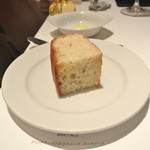 リストランテ カノフィーロ - 今日も美味しい手作りフォカッチャ