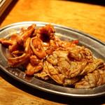 焼肉 さわぎ - 豚なんこつ&トンチャンさわぎ