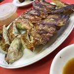 千石 - 料理写真:最高に美味しい、餃子!