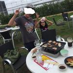 屋上BBQビアガーデン キンビア 西武船橋店 - バーベキューは楽しい(^∇^)