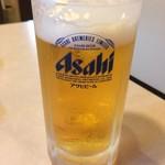 白熊家 - ドリンク写真:ビール