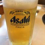 白熊家 - ビール2杯目