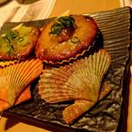 土佐清水ワールド - 長太郎貝の黄金焼き