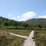 神仙沼自然休養林休憩所 - 湿原