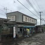 菊谷商店 - 外観です