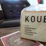 KOUB - 湯種食パン