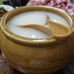 韓国家庭料理 漢陽 - 生マッコリ