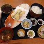 ひらまつ食堂 - おさかな定食