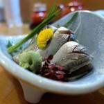 海力 - 料理写真:イワシ