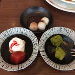豆乃畑 - デザート一回目