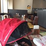 豆乃畑 - テーブル席