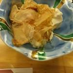 71096867 - お通しの豆腐