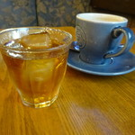 フジ - 最後に嬉しい麦茶サービス