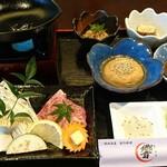 響 - ランチセット(牛フィレ肉)1,050円