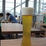 RESTAURANT PLATINUM FISH - 生ビール