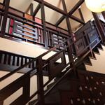 伝承の味処 無限堂 - 二階は個室