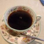 喫茶ママ - こだわりマスター、さすがの珈琲。手作りクリームで円やかに。