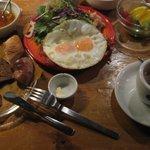 ルーエプラッツ ツオップ - 朝食