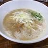 Ramennanzoya - 料理写真:鶏豚ラーメン780円(税込)
