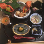 箱根 翠松園 - 料理写真: