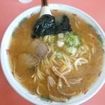 ラーメンハウス三平 - 料理写真:味噌ラーメン(680円)