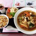 中華レストラン 五望 - タンメンセット