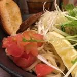 71102750 - 海老つけ麺  850円