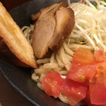 71102762 - 海老つけ麺  850円