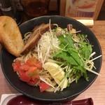 71102773 - 海老つけ麺  850円