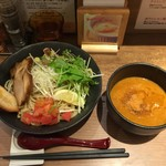 71102778 - 海老つけ麺  850円