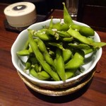 せきとり - 枝豆500円