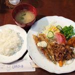 りばぷーる - 料理写真:日替り定食