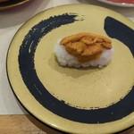 はま寿司 - 生うに握り 150円 (税別)♪