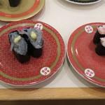 はま寿司 - 生しらす100円、かに味噌 100円 (税別)♪
