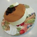 喫茶ふれんず - 料理写真:窯焼きホットケーキ