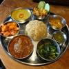 テイスト オブ インディア フュウ - 料理写真:ダルバート