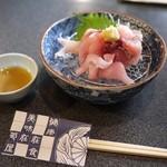 71105622 - 初体験(*ノェノ)イヤン 鯉の洗い!