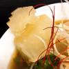煮干中華そば のじじ - 料理写真:冷STAGEのインベーダー煮干出汁氷