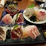 弥平 - 地魚大漁盛り