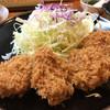 とんかつ皆川 - 料理写真:ヒレかつ定食 1400円。